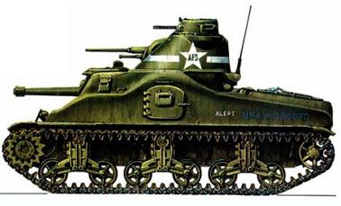 M3 Генерал Грант