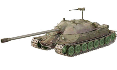 Тяжелый танк ИС-7 (Объект 260)
