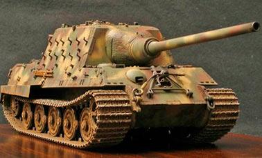 Истребитель танков Ягдтигр (Jagdtiger Sd.Kfz.186)