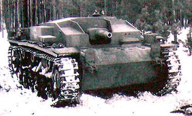 StuG III создавался как машина огневой поддержки пехоты. Модификации А-Е оснашеные короткоствольной гаубицей 75-мм, как раз являются воплощением этой концепции.