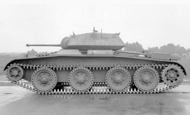 Mark-V -(А13 Мк-III) Covenanter