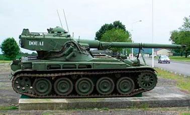 Французский легкий танк АМХ-13