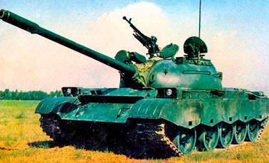 Основной танк Туре 69 (Китай)