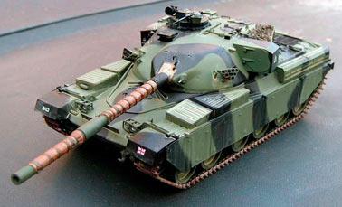 Основной танк Chieftain (Великобритания)