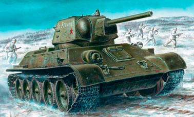 Т-34 образца 1942