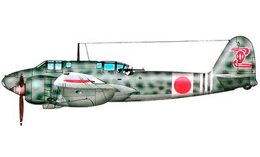Истребитель Кавасаки Ki-45 «Торю»