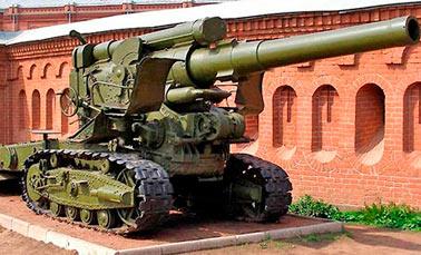 203-мм гаубица большой мощности (Б-4), образца 1931 г.