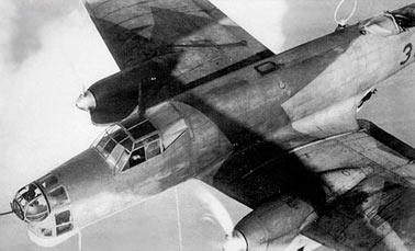 Бомбардировщик-Высотный разведчик Юнкерс Ju.86