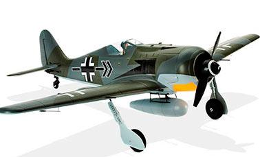 Фотографии «фокке-вульф» Fw-190