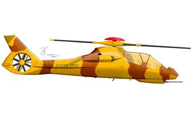 Вертолет RAH-66 «Comanche»