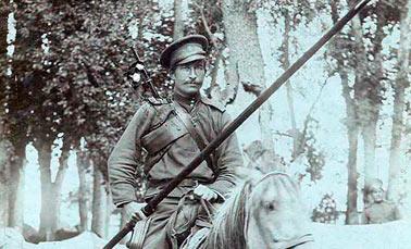 Кавалерийская пика и Красная Армия