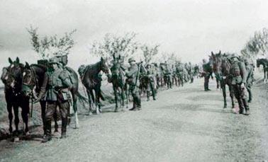 Конники Гитлера (кавалерийские части вермахта)