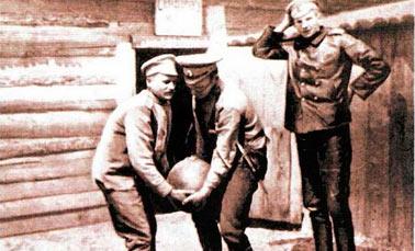 Авиабомбы Первой Мировой войны