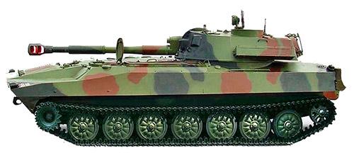 122-мм самоходная гаубица 2С1 «Гвоздика»