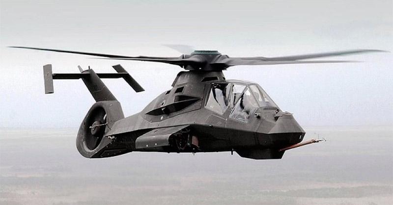Американский разведывательно-ударный вертолет RAH-66 «Команч»
