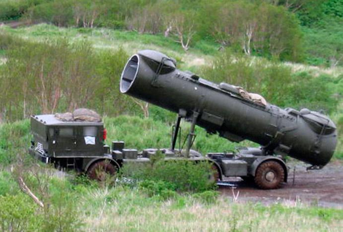 Береговой ракетный комплекс «Редут» (4К44)
