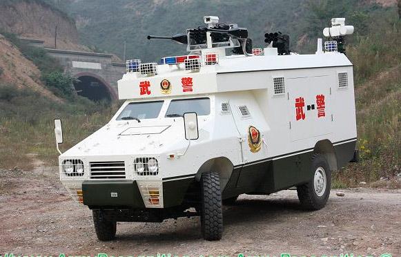 ZFB-05 в варианте санитарной машины