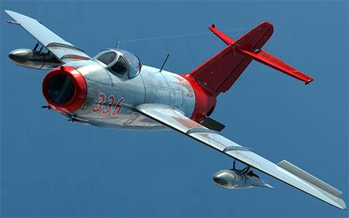 Истребитель МиГ-15 (СССР)