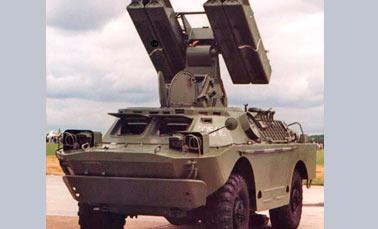 Боевая машина 9А31 ЗРК 9К31 «Стрела-1»