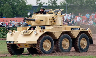 Бронеавтомобиль FV601 «Саладин» (Великобритания)