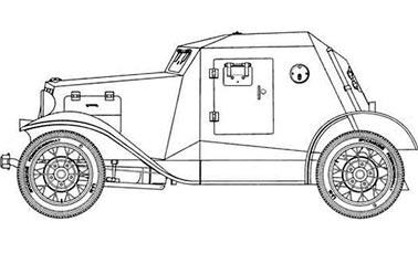 Бронеавтомобиль Д-8/Д-12