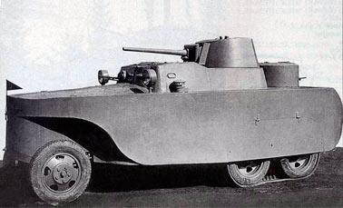 Бронеавтомобиль БАД-2