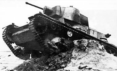 Фотографии польского танка 7TP