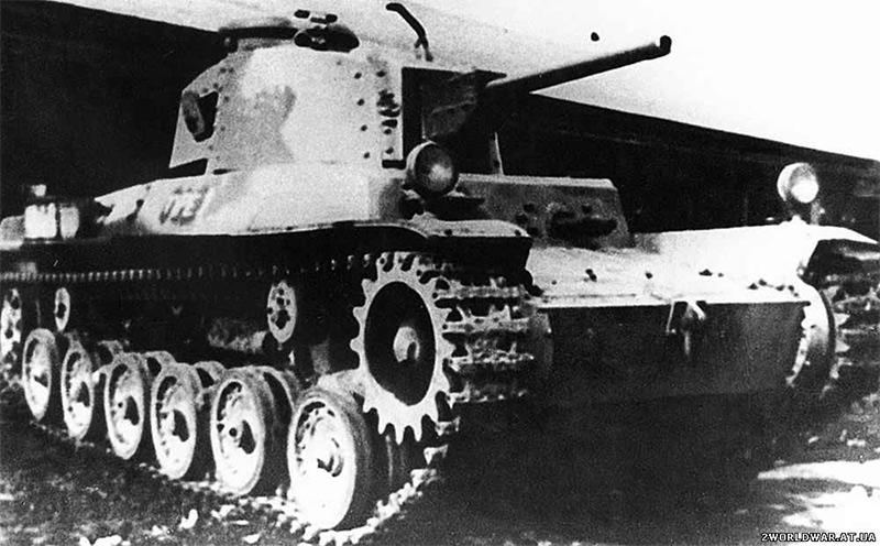 Средний танк Тип 1 Чи-Хе
