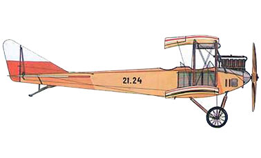 Многоцелевой самолет «Альбатрос DD» (B.I)