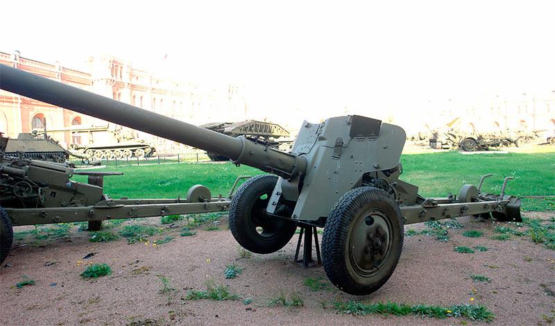 Противотанковая пушка Т-12