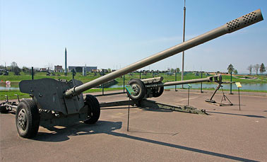 100-мм противотанковая пушка Т-12 / МТ-12 «Рапира» (2А19, 2А29)