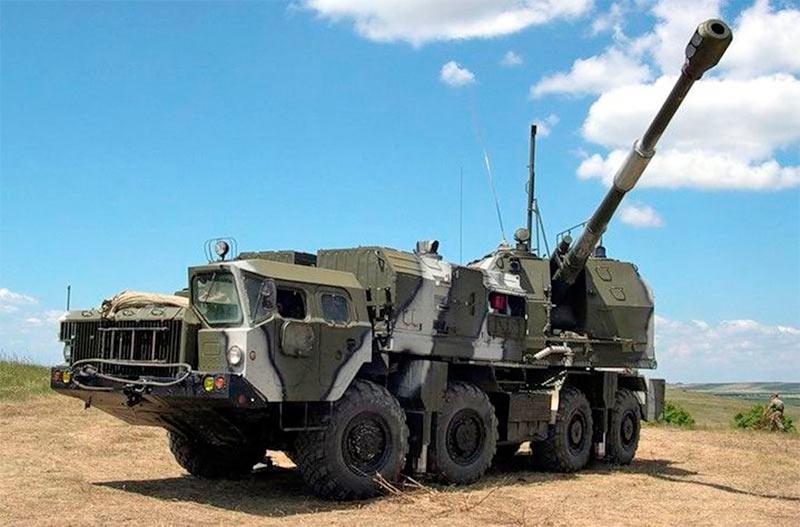 130-мм береговой самоходный артиллерийский комплекс А-222 «Берег»