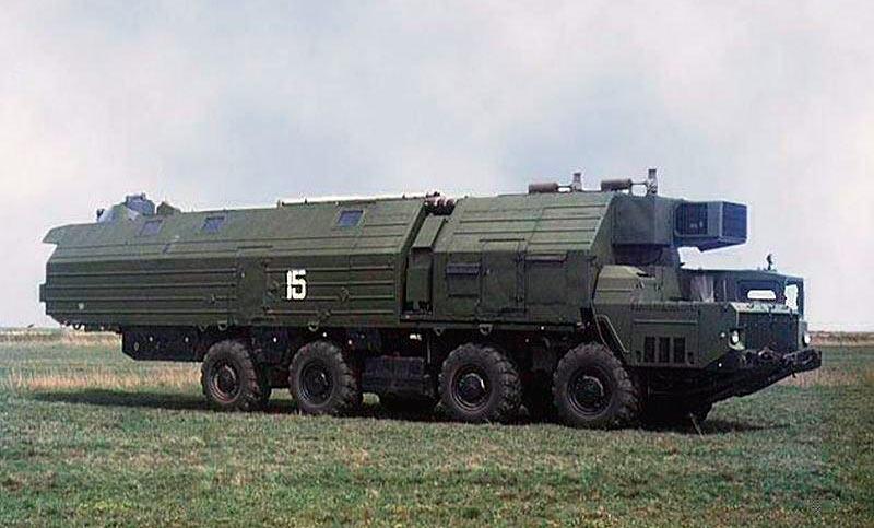 Центральный пост комплекса береговой обороны А-222 «Берег»
