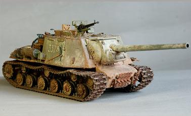 Советский истребитель танков, САУ ИСУ-122