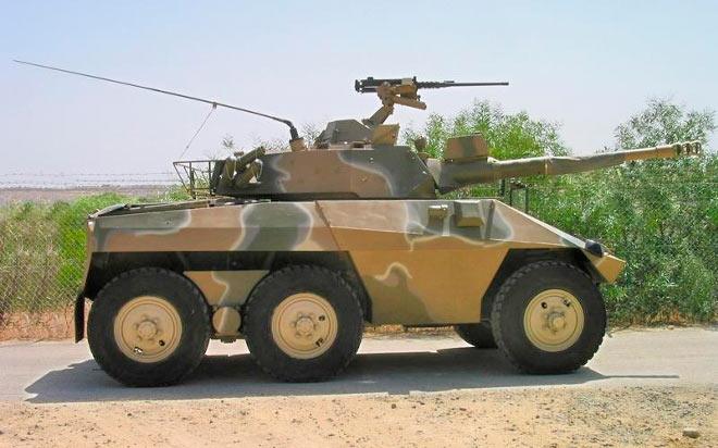 Бронеавтомобиль ЕЕ-9 «Cascavel» (Каскавел)