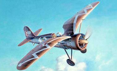 Польский истребитель PZL P-11 - характеристики, модификации, история службы