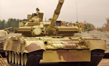 Основной боевой танк Т-80 (Россия)