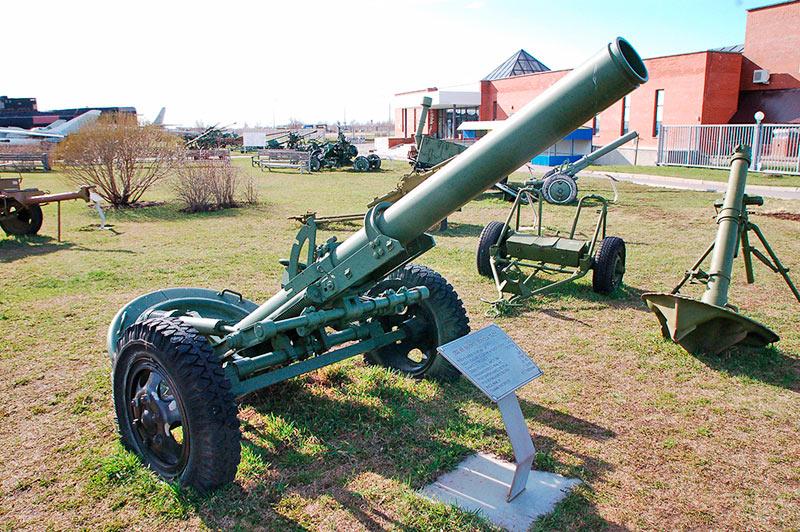 160-мм миномет МТ-13/М-43 (СССР)