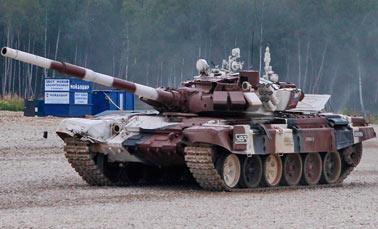 Основной боевой танк Т-72 (Россия)