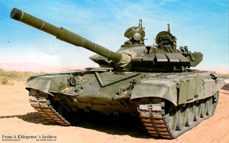 Основной боевой танк Т-72М