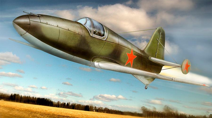 Ракетный перехватчик БИ-1 (СССР)