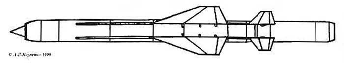Противокорабельная ракета «Оникс» («Яхонт»)