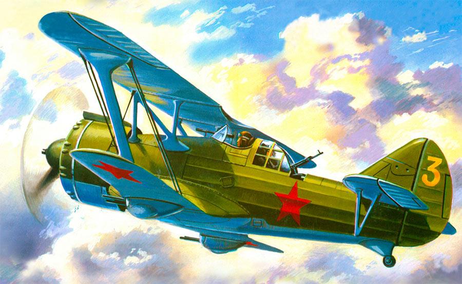 Истребитель ДИ-6 (СССР)