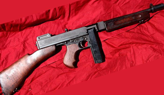 Пистолет-пулемёт Томпсона (США)