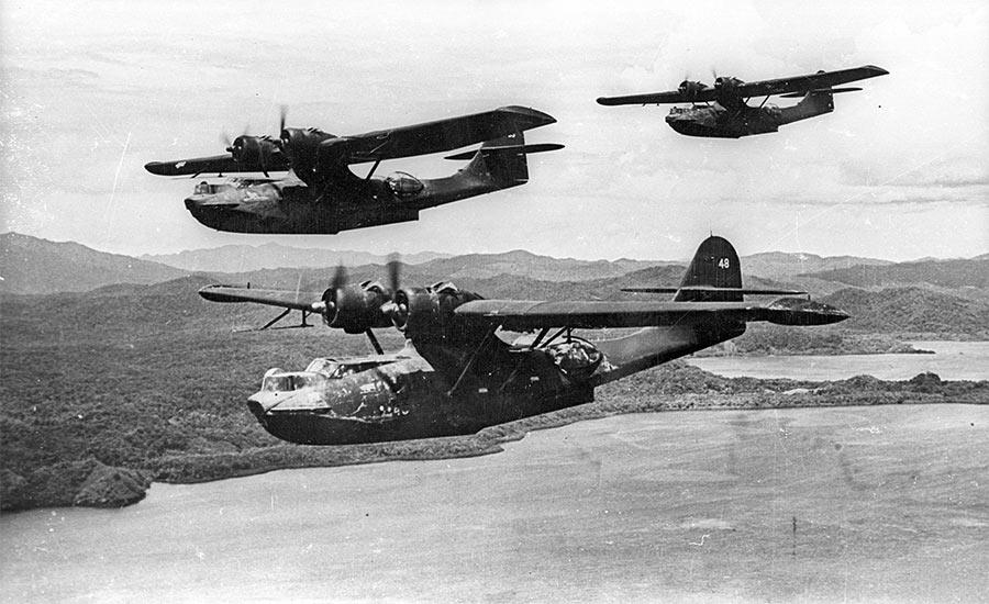 Гидросамолет PBY «Каталина»