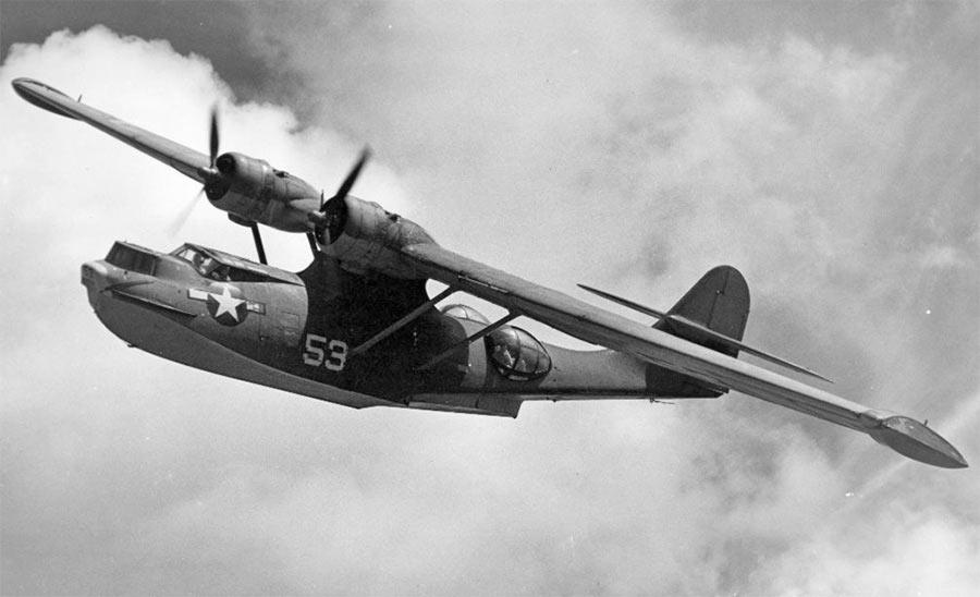 Американская летающая лодка «Catalina»