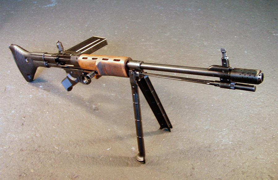 Автоматическая винтовка FG-42 (Германия)