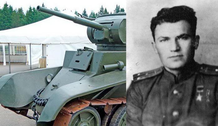 Григорий Николаевич Найдин, Герой Советского Союза
