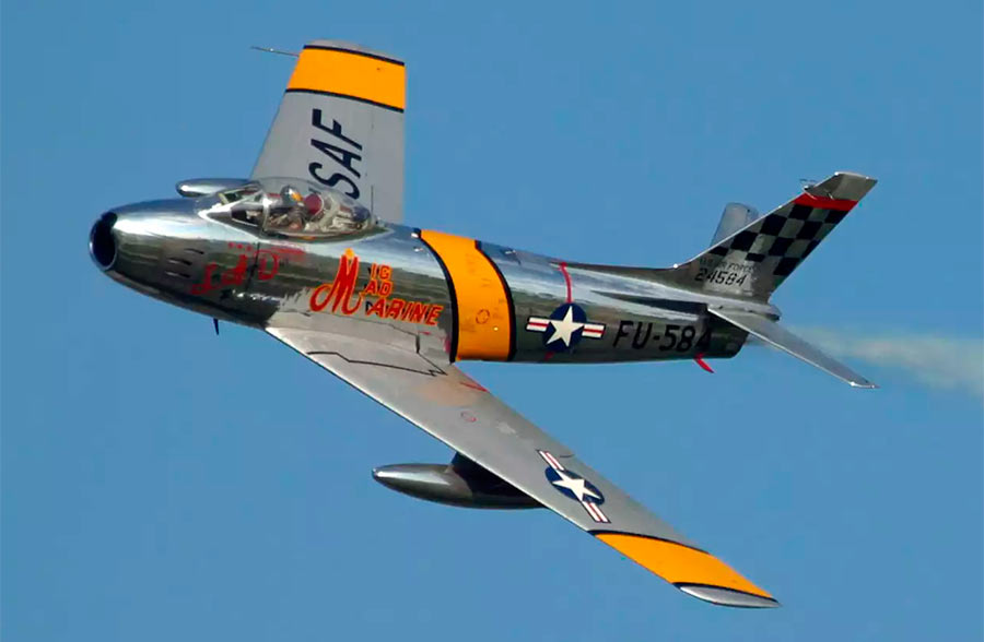 F-86 «Сейбр»
