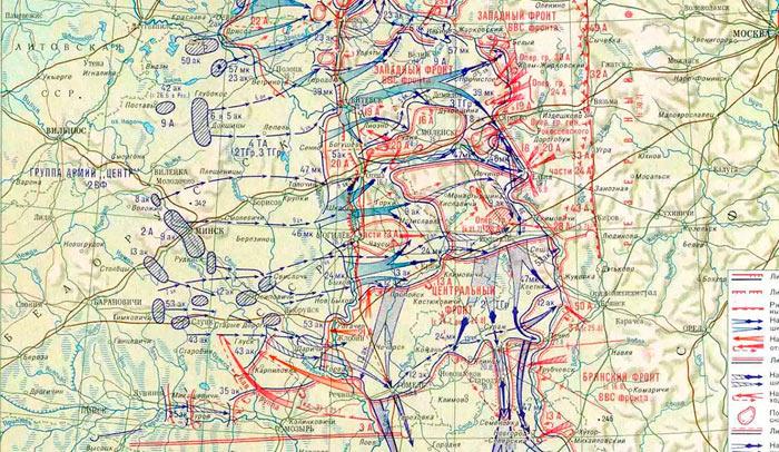 Смоленское сражение 1941 года (10 июля — 10 сентября)